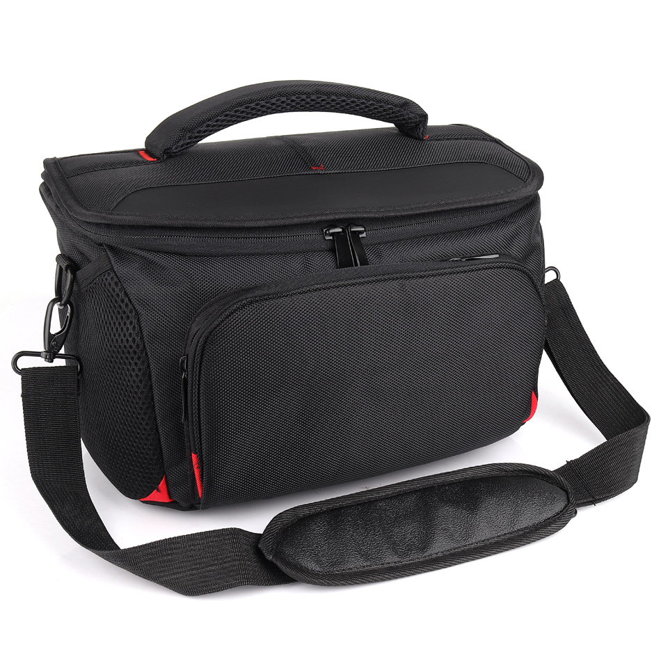 XL DSLR Camera Bag Case For Canon 1300D 1200D 1100D 800D 760D 750D 600D 700D 200D 100D 80D 77D 60D 70D 7D 6D 5D Mark II III IV high quality silicone camera cover for canon 6d 6d2 5d4 1300d 77d 80d 650d 700d 5diii soft rubber camera case skin for canon