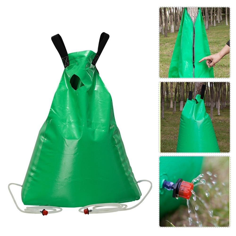 Landwirtschaftliche Baum Infusions kits Tropft Anlage Mit Einstellbarer Düse Relief Garten Obst Bewässerung Tasche Gartenbewässerung System