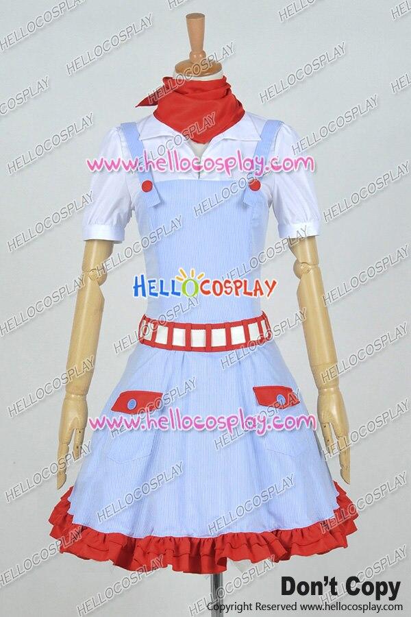 Поезд проводник App игра Косплэй женщине дирижер платье костюм H008