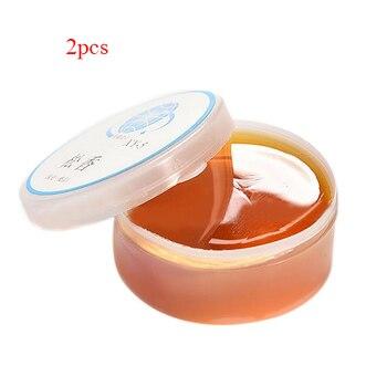 цена на 2pcs 22g Mild Rosin Soldering Flux Paste Paste Flux Solid Soldering Welding Repair Durable Liquid Paste Soldering Flux