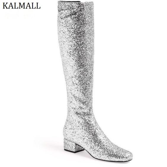 KALMALL Gold Silver Glitter Sequins