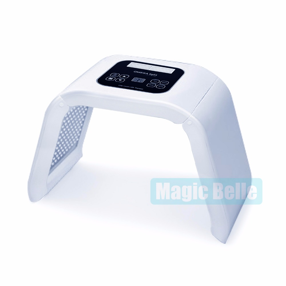 Hot new products Portable omega light PDT LED light machine for acneHot new products Portable omega light PDT LED light machine for acne