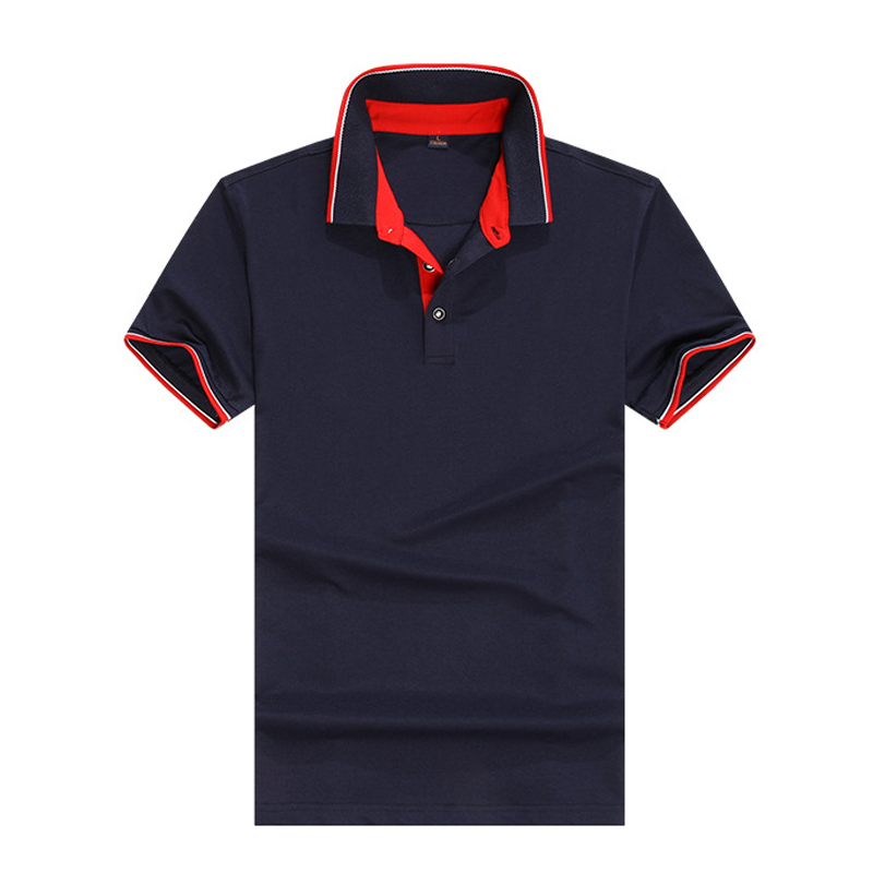 Breathable Brand New 2018 Arrived   Polo   Shirts Short Sleeves Men Classic Design Solid Color S-3XL