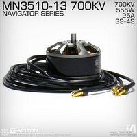 RC Model Part T MOTOR MN3510 KV700 Outrunner Brushless Motor for multirotor copter