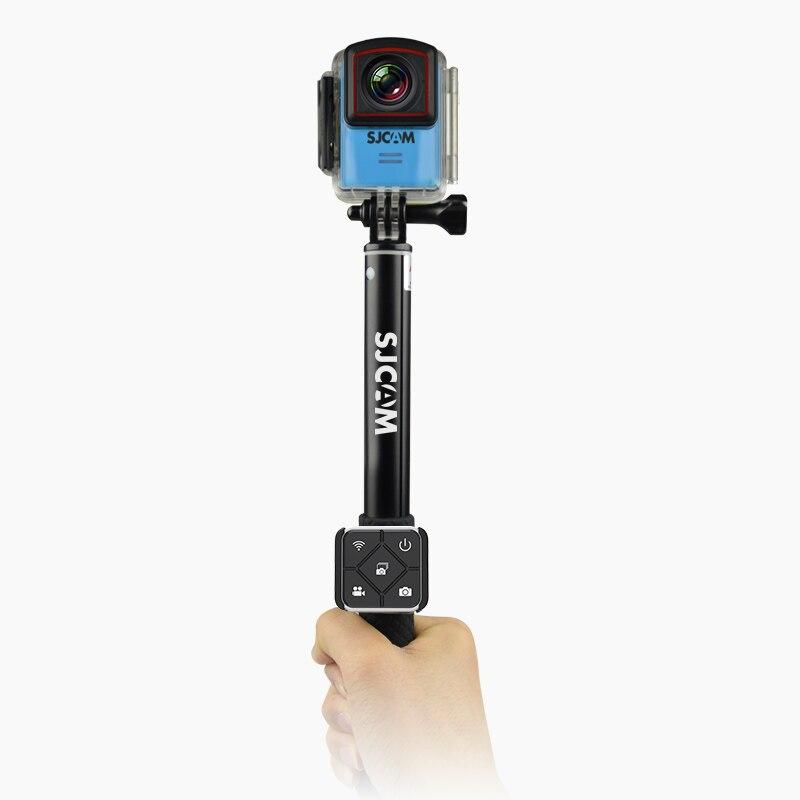 Original SJCAM Accessories M20 Remote Monopod Control for SJ CAM Sports DV action camera Sj6 Legend Sj7 Sports helmet Camera