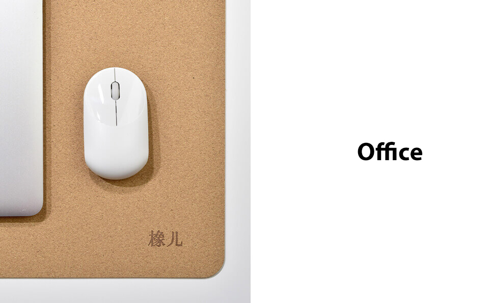 Original xiaomi mijia oak natural softwood mouse pad anti-fouling waterproof touch natural mouse pad (11)
