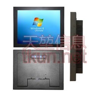 금속 구조 임베디드 15 인치 터치 스크린 LCD/특수 디스플레이 의료 장비 CNC 기계 도구
