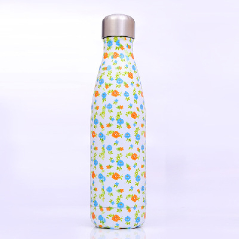500ml Creative Stainless Steel Bowling Shaped Bottle Vacuum Flask Coffee Milk Mug Thermos Portable Outdoor Sport Thermo Cup in Vacuum Flasks Thermoses from Home Garden