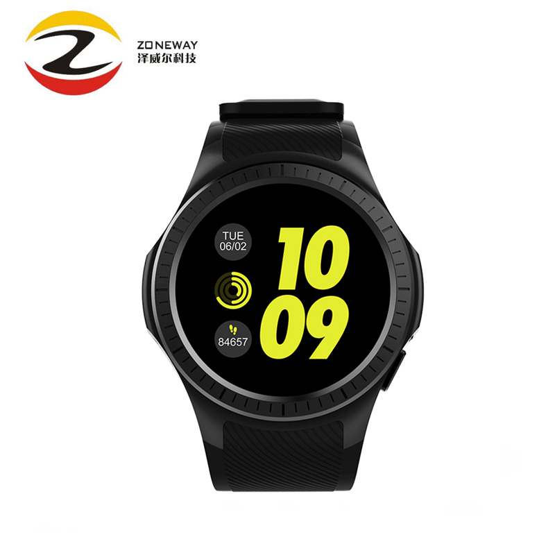 2018 GPS L1 Smartwatch Phone 1.3'' Sports Smart Watch Android iOS MTK2503 Heart Rate 2G Bluetooth Call Camera TF Card Pk C7 dm2018 smart watch android gps sports 4g smartwatch phone 1 54 inch bluetooth heart rate tracker monitor pedometer pk kw88 dm98