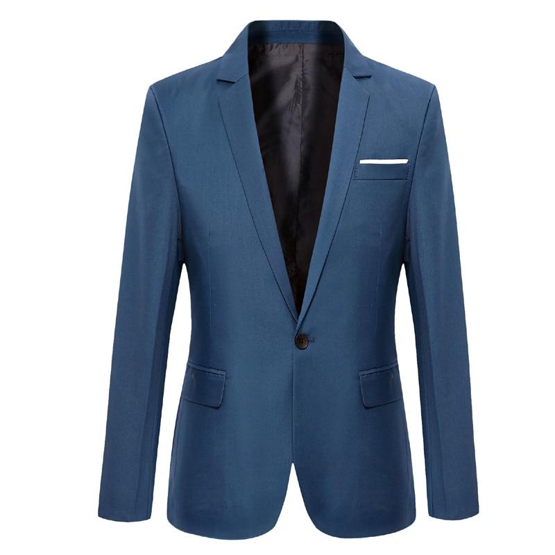 Aliexpress.com : Buy New Mens Brand Blazer Korean casual Slim fit ...