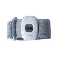 2017 Nuevos Niños portátil inteligente monitor de bebé termómetro hogar termómetro electrónico Bluetooth inteligente android y IOS