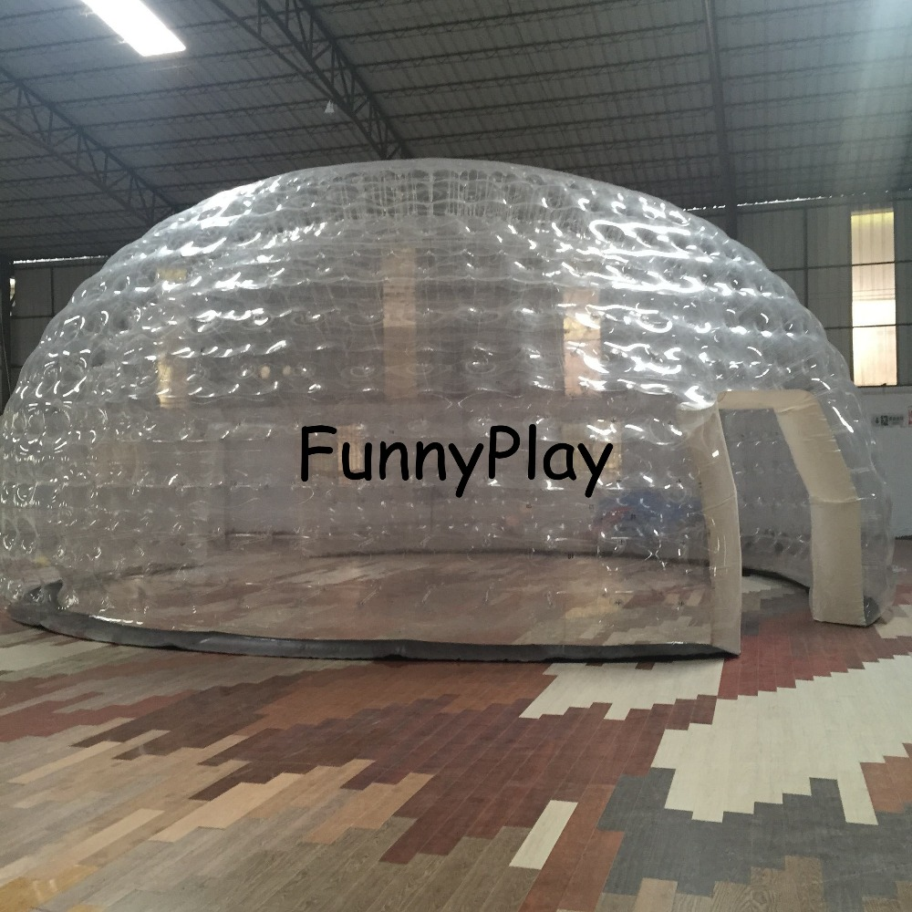 inflatable show room1