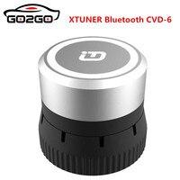 Лидер продаж 2018 Новый XTUNER Bluetooth CVD 6 на Android Автофургон диагностический адаптер XTuner CVD Heavy Duty сканер