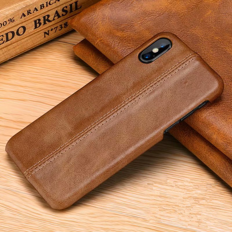 genuine leather back case (5)