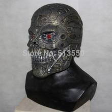 Hot High Quality Devil Rob Zombie Devil Halloween Helmet Latex Head Mask цена