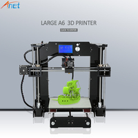 2017 New Anet E10 3D Printer Machine Large Printing Size High Precision Reprap Prusa I3 DIY