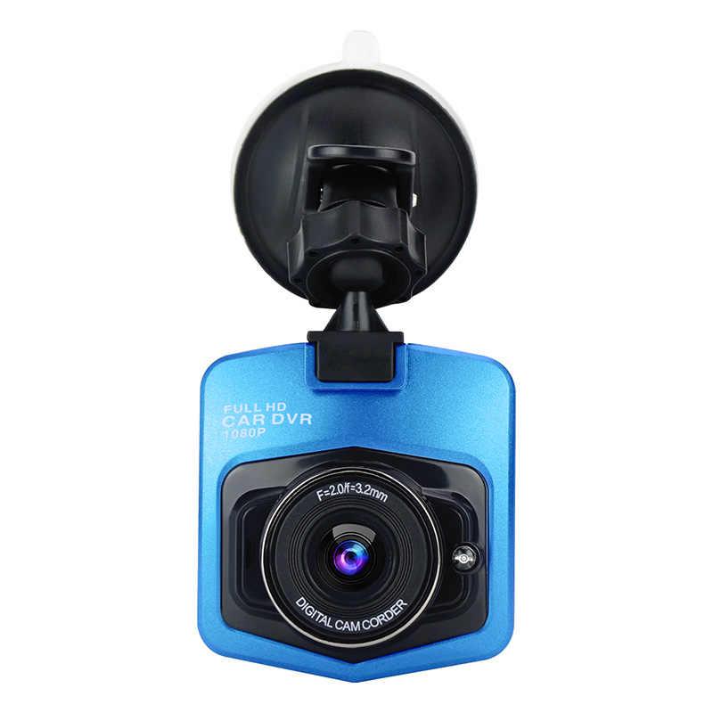 Nuevo Dash cámara Mini coche DVR Cámara Full HD 1080P Digital Video registrador de auto Dash Cam Monitor de detección