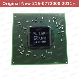 Image 1 - DC: 2011 + % 100 Orijinal Yeni IC Çip 216 0772000 BGA Yonga Seti 216 0772000 Kaliteli Ücretsiz Kargo