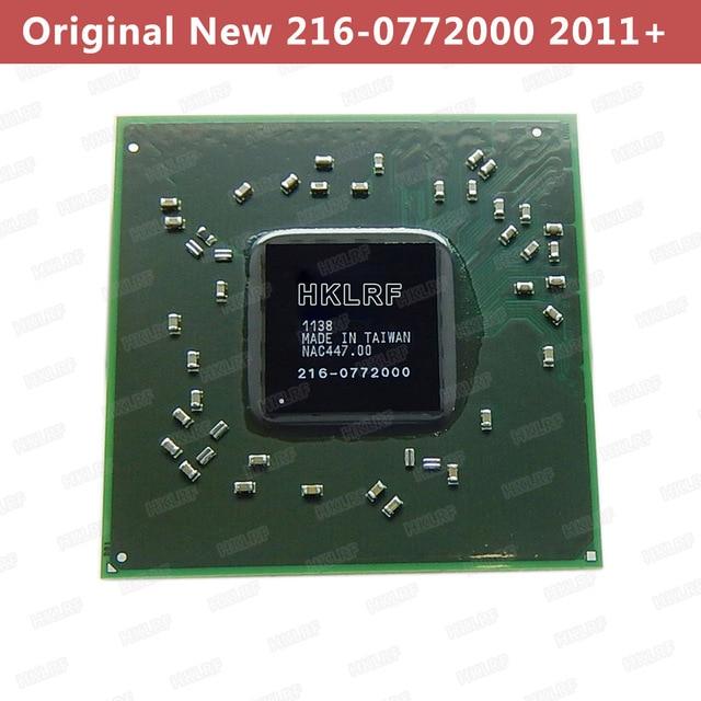 DC: 2011 + % 100 Orijinal Yeni IC Çip 216 0772000 BGA Yonga Seti 216 0772000 Kaliteli Ücretsiz Kargo