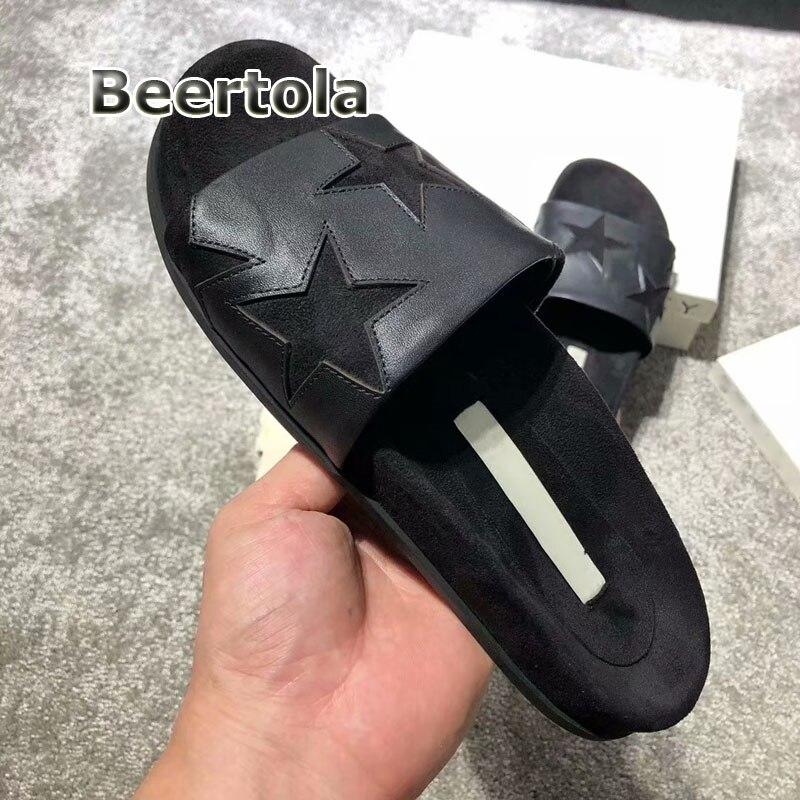 Mode 03 02 Chaussures D'été Color Casual 2018 Taille color Pantoufles Designer Plates 40 color 01 Beertola Femmes 35 Sandales Diapositives HTxBqHAd
