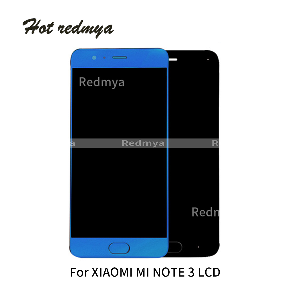 5.5 LCD Display For Xiaomi MI Note 3  LCD Display +Touch Screen For Xiaomi Note3 Digitizer Assembly Replacement Parts5.5 LCD Display For Xiaomi MI Note 3  LCD Display +Touch Screen For Xiaomi Note3 Digitizer Assembly Replacement Parts