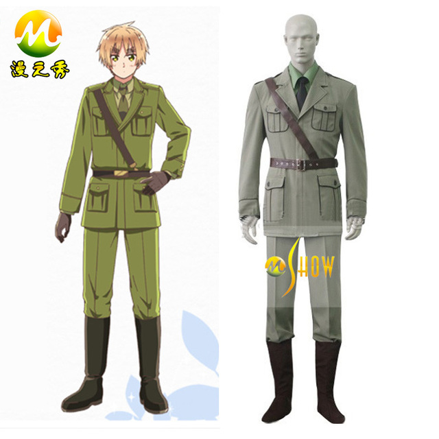 Japanese anime cosplay Hetalia Axis Powers England Cosplay costumes for  sale halloween party night clothes cosplay
