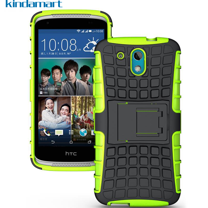 For HTC Desire 326g Case Desire 526g Dual Sim Case Heavy Duty Rugged Armor Hybrid Back Cover For Desire 526G 526G+ Dual SIM Case