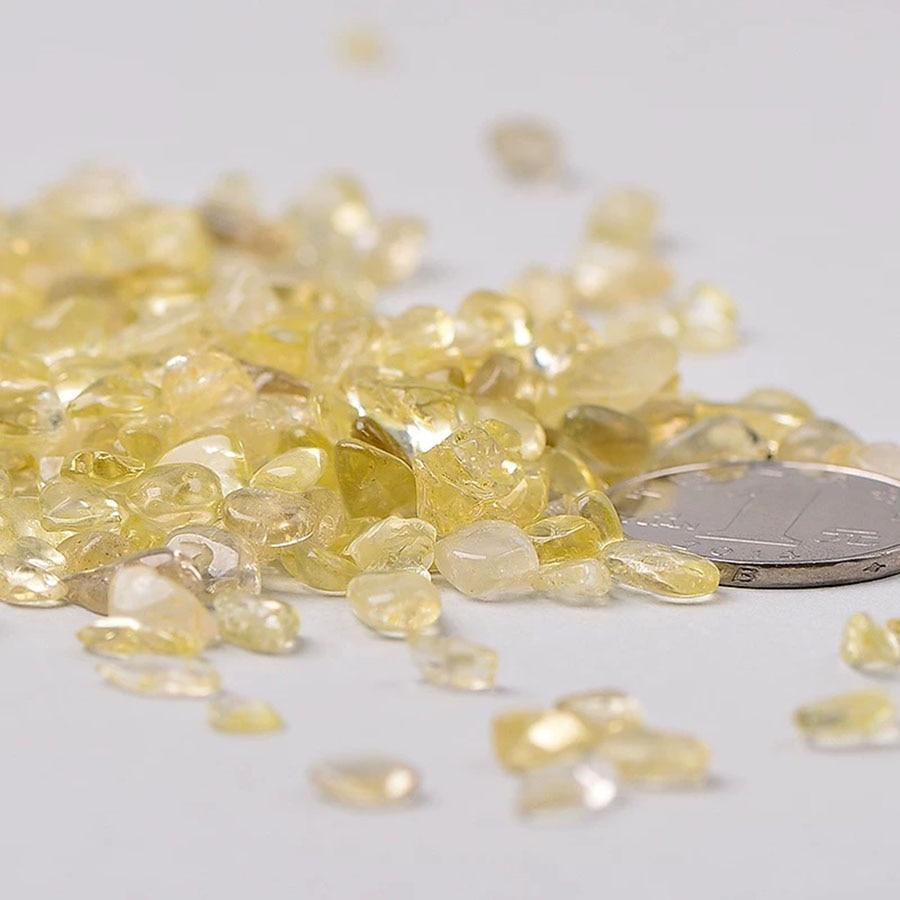 1000 g/sac naturel mélangé Quartz cristal pierre roche gravier naturel dégringolade pierres minéraux pour Aquarium jardin décoration - 4