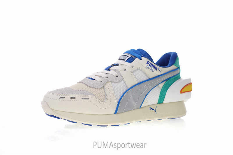 fd6552e77d3 Detail Feedback Questions about New Arrival Original ADER ERROR X Puma RS  100 Women s and Man s Sneakers Bow Badminton Shoes Size35 44 on  Aliexpress.com ...