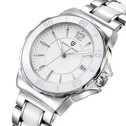 Женские керамические часы Pagani, дизайнерские часы высокого качества от известного бренда