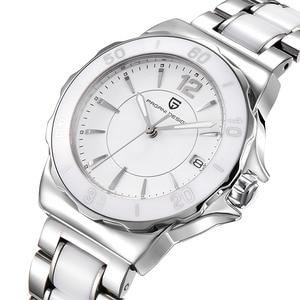 Image 1 - Pagani Design Ladies High Quality Ceramic Bracelet Women Watch Famous Luxury Brand Fashion Womens Watches for Women