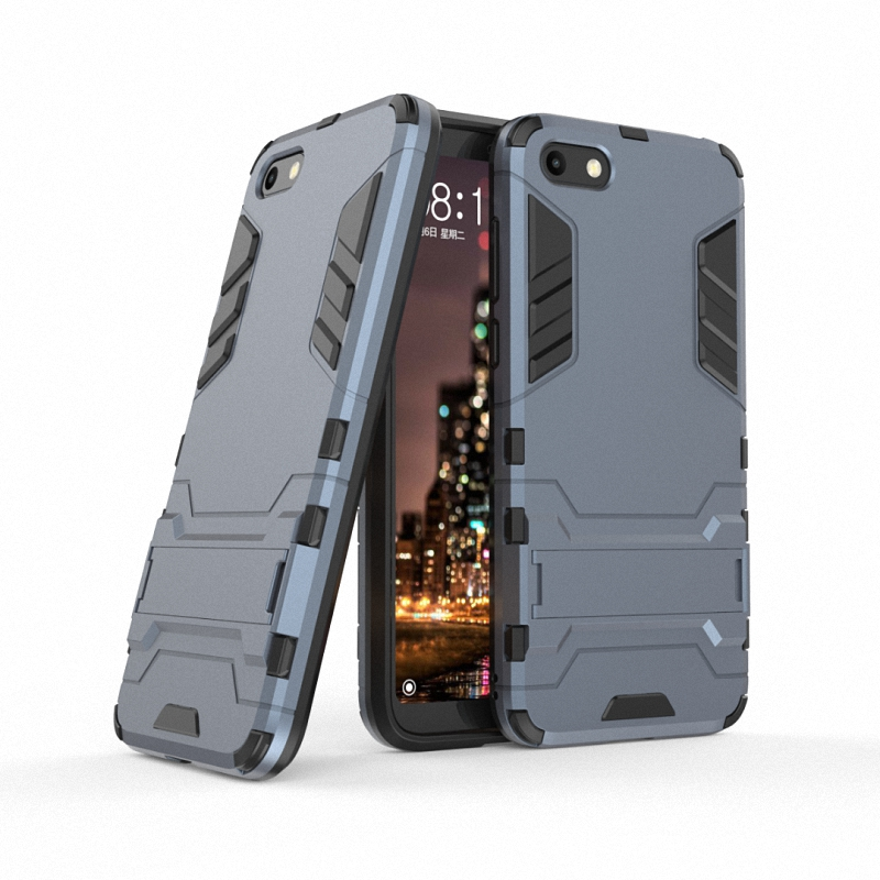 3D Armor Case for <font><b>Huawei</b></font> Y5 lite <font><b>DRA</b></font>-LX5 <font><b>Huawei</b></font> Y5 Prime 2018 <font><b>DRA</b></font>-LX3 L02 L22 Y5 2018 <font><b>DRA</b></font>-LX2 Phone Back cover Case Coque> image