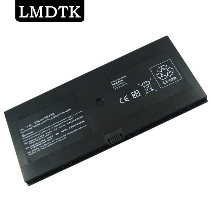 LMDTK New Laptop <font><b>battery</b></font> For <font><b>HP</b></font> <font><b>ProBook</b></font> <font><b>5310m</b></font> HSTNN-DB0H HSTNN-SBOH 538693-271 AT907AA Free shipping image