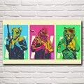 Hotline Miami Jogos de Vídeo Arte Tecido de Seda Cartaz Impressão 11x20 16x29 20x36 Polegadas Casa Decoração da parede Pintura Frete Grátis