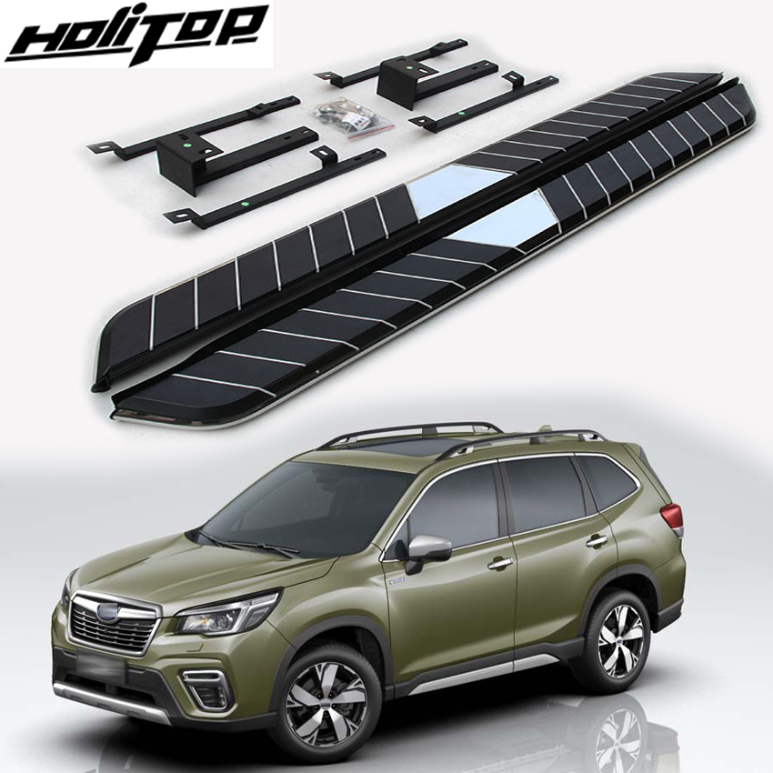 New Arrival Running Board Foot Pedals Nerf Bar For Subaru