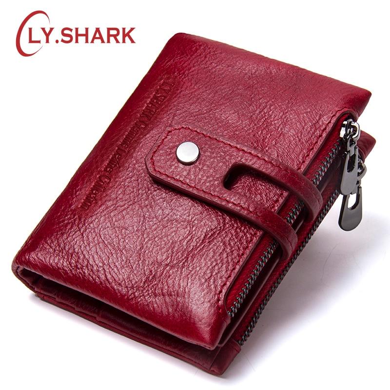 Bag, Genuine, Wallet, Short, SHARK, Purse