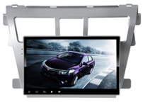 9″ Octa Core IPS screen Android 8.0 Car GPS radio Navigation for Toyota Vios Yaris Sedan 2014-2016 with 4G/Wifi, DVR OBD