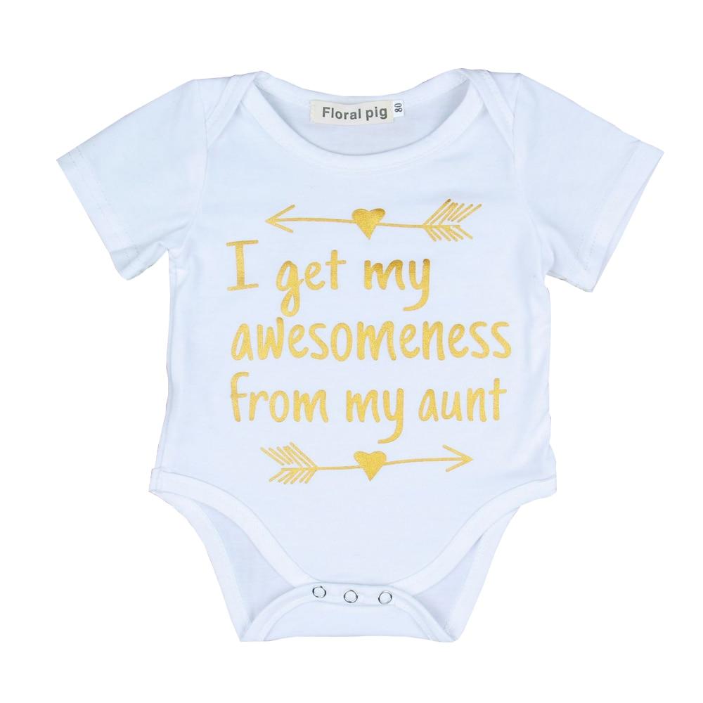 Gorący Bubel 0-18M Letnie Ubrania dla Niemowląt Bawełna Krótki - Odzież dla niemowląt - Zdjęcie 1