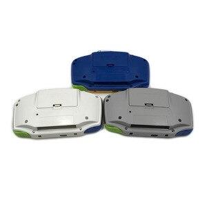 Image 3 - Yedek Gri Konut Shell Kılıf w/Siyah Düğmeler Nintendo Gameboy Advance GBA için Süper famicom Denetleyici