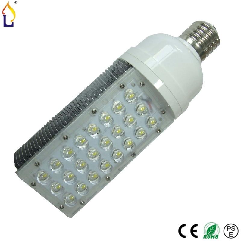 Free Shipping hot LED BULB E27 E40 E39 24W 100-277V/AC LED Corn Buld Light Lamp 1W*24PCS Cool White/Warm White 20pcs/lot