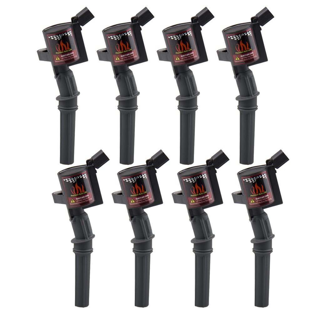 Image 3 - 8pcs Ignition Coils for Ford for Lincoln for Mercury V8 V10 4.6L  5.4L C1454 DG508 A780X12300HA C409 C469 C471 D1FZ1coilcoil ignition  -