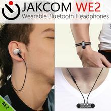 JAKCOM WE2 Wearable Inteligente Fone de Ouvido venda Quente em Fones De Ouvido Fones De Ouvido como head set celular oordopjes