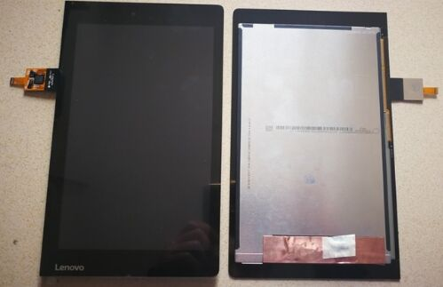 For Lenovo YOGA YT3-850L 8 inch LCD Display With Touch Screen Digitizer Assembly Original Free Shipping With Tracking Number 100% original for lenovo s850e s850 lcd screen display with touch screen digitizer assembly black or white free shipping