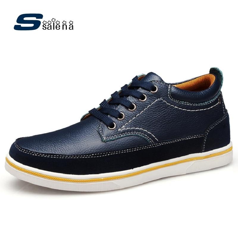 Oxford-schuhe Schuhe LiebenswüRdig Echtes Leder Herren Schuhe Casual Atmungsaktive Mesh Outdoor Wohnungen Männer Sommer Schuhe Gute Qualität Wanderschuhe Aa30045