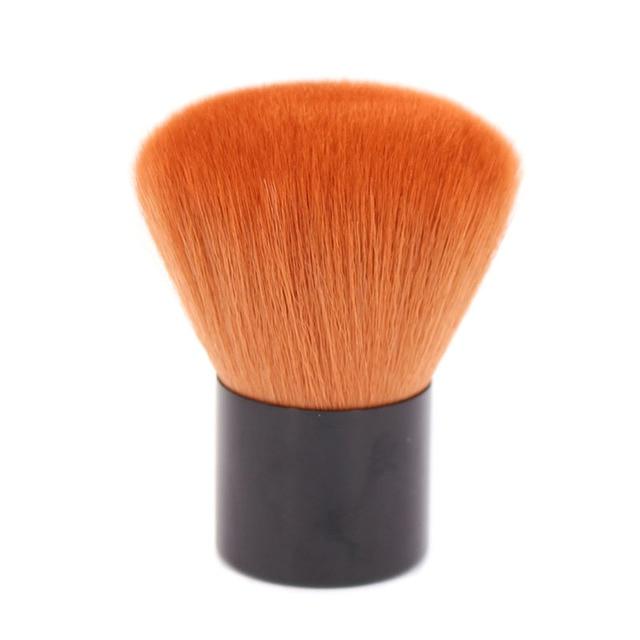 Professional Eyeshadow Brush Large Contour Pointed Foundation Eyelash Eyeliner Kabuki Brush Cosmetics Beauty Brushes Tool SALE 5