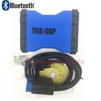 Royalstar High Quality TCS CDP Pro With Keygen 2015 R3 Bluetooth OBD2 Scanner For CAR TRUCK