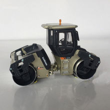 Сплав модель подарок 1:50 Масштаб Liugong 6212E дорожный каток уплотнитель инженерное оборудование литье под давлением модель игрушки украшения коллекция