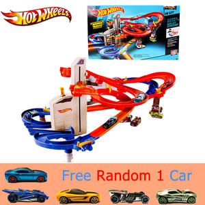 Car-Track-Suit Cdr08-Toys Sport for Kid Brinquedo Educativo Coupe Genuine