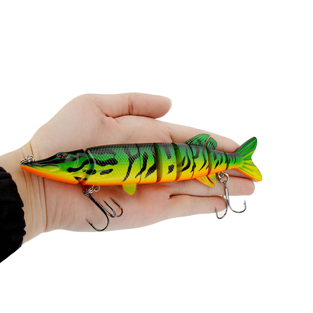 Online get cheap pike lures alibaba group for Pike fishing lures