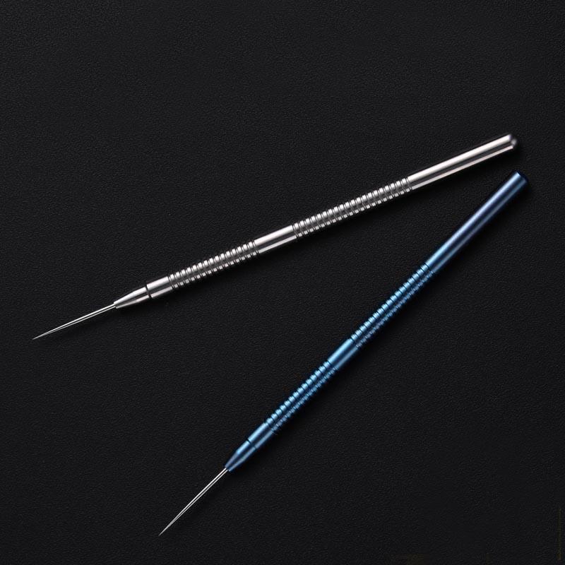 agulha acne facial descamacao cirurgia quebrado boca agulha agulha quebrada a dor de cravo